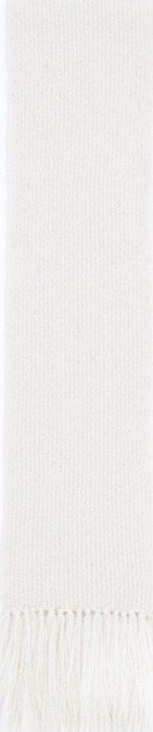 Acne Studios Alpaca-blend knit fringe scarf