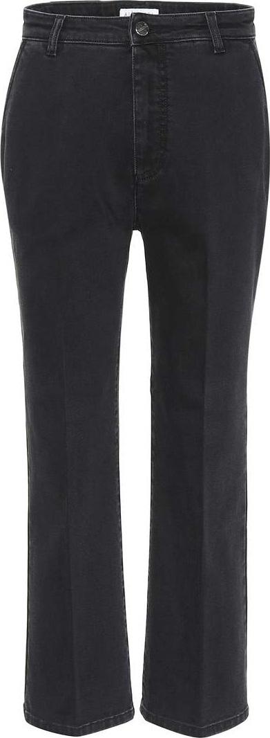 Altuzarra Dixon cropped jeans