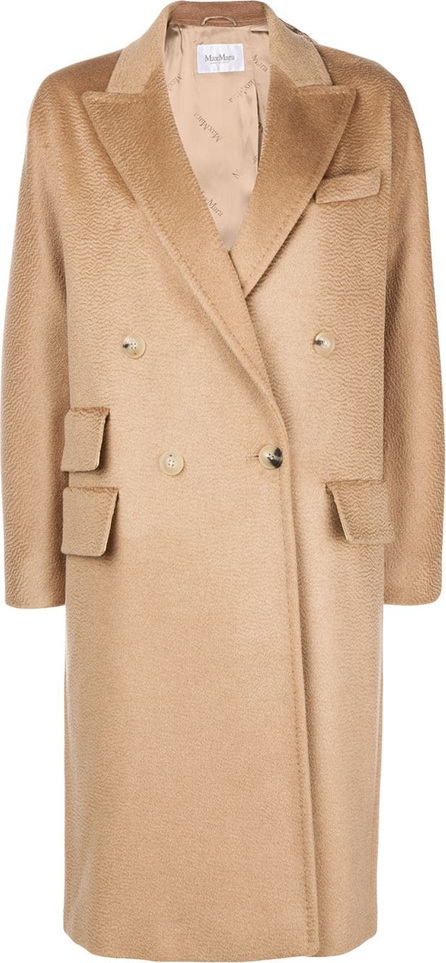 Max Mara Double-breasted coat