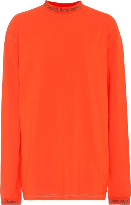 Acne Studios Greta long-sleeved cotton shirt