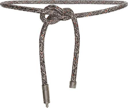 Acne Studios Rope jack belt