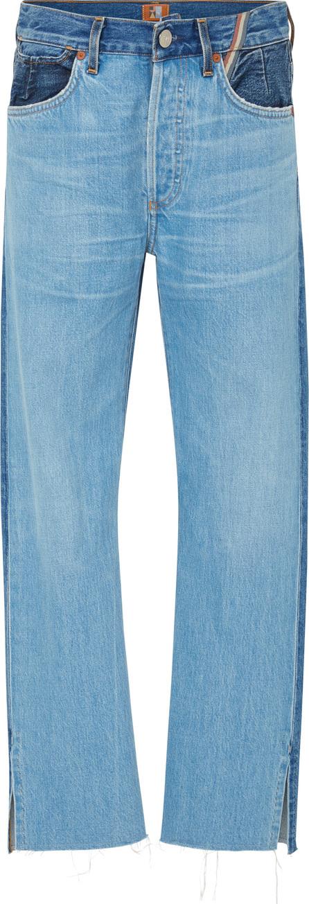 Jean Atelier Hunter High Rise Crop Jeans