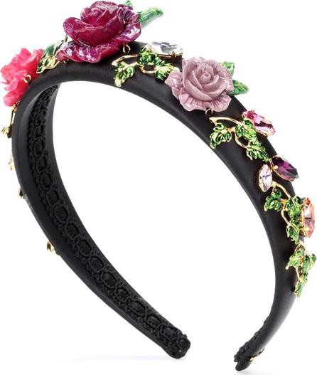 Dolce & Gabbana Embellished headband