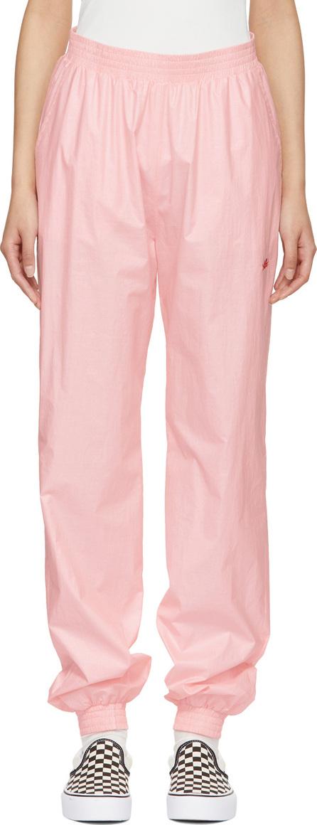 Anton Belinskiy Pink Satin Lounge Pants