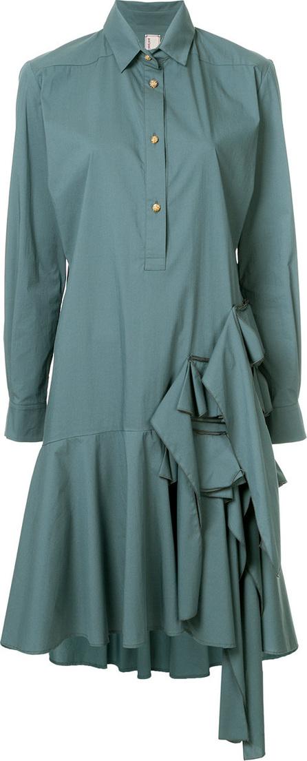 Antonio Marras Ruffled shirt dress
