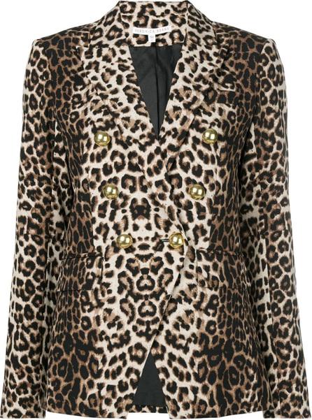Veronica Beard Leopard print blazer
