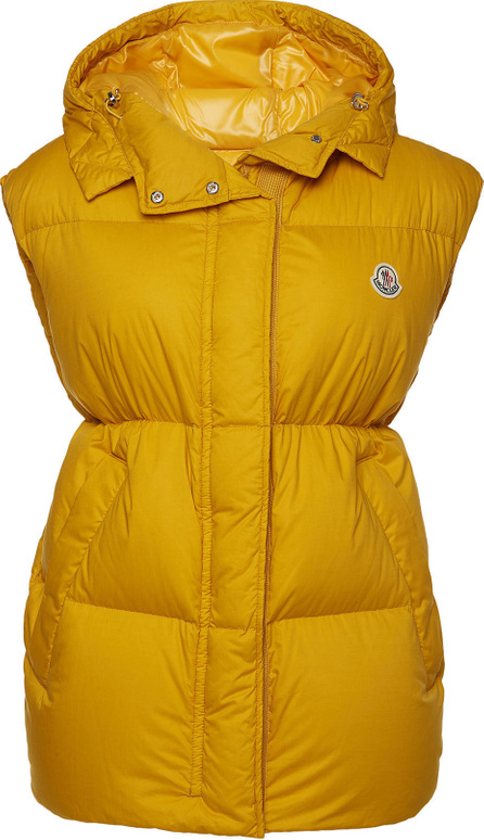 Moncler Cheveche Down Vest with Hood