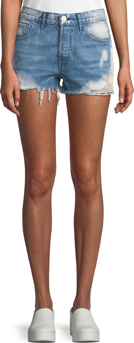 3X1 W2 Mason Distressed Denim Shorts