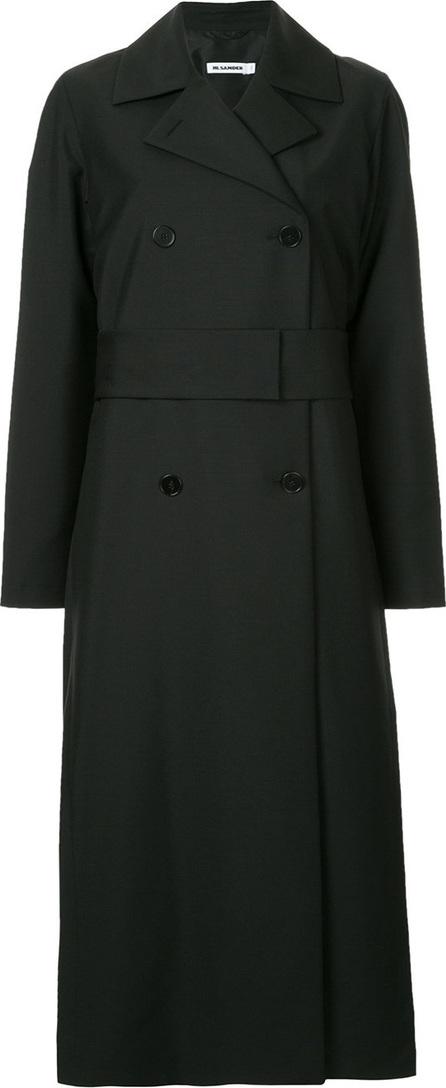 Jil Sander Long double-breasted coat
