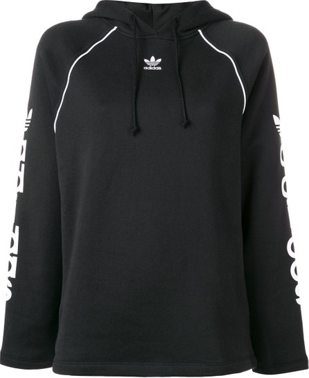Adidas Logo hooded sweatshirt