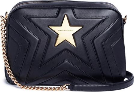 Stella McCartney 'Stella Star' quilted faux leather crossbody bag