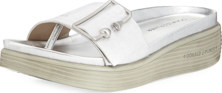 Donald J Pliner Fara Metallic Platform Sandal