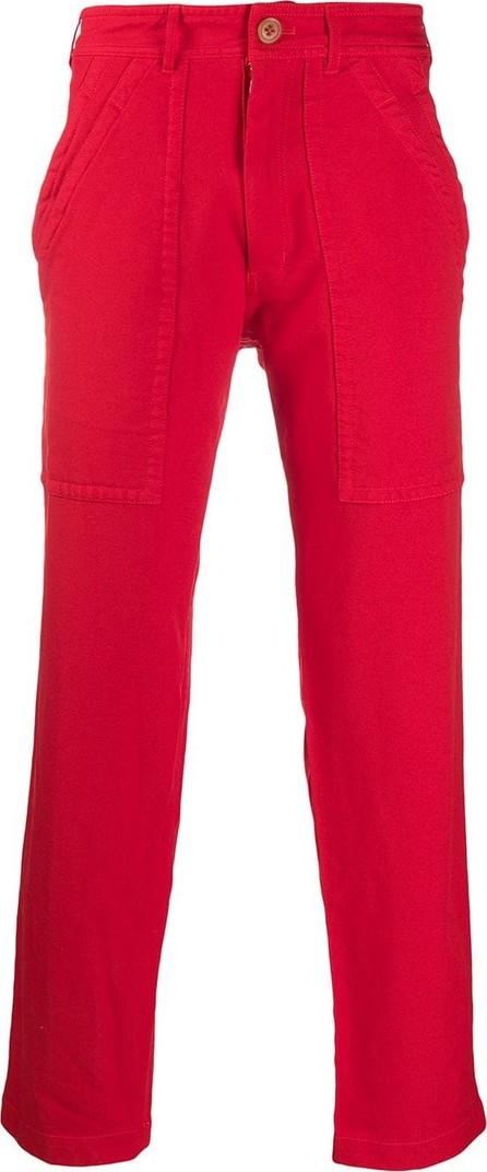Comme Des Garcons Wide-leg cargo trousers