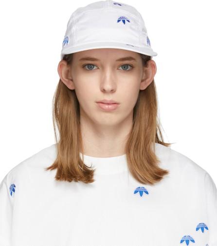 Adidas Originals by Alexander Wang White AW Cap