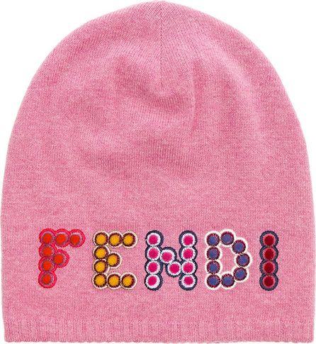 Fendi Embellished Beanie