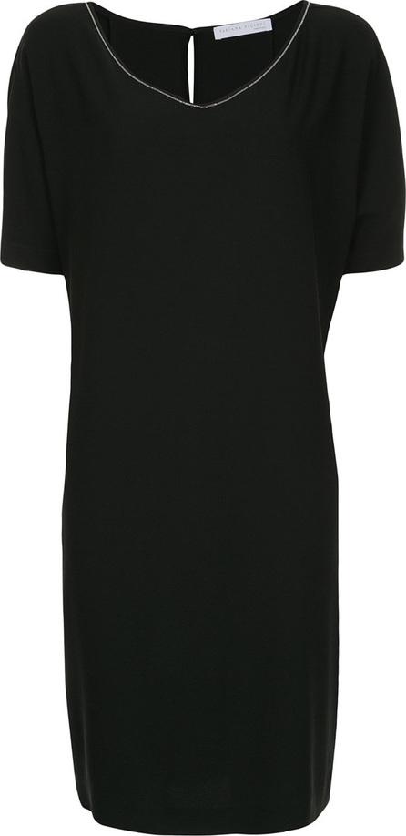 Fabiana Filippi V-neck T-shirt dress