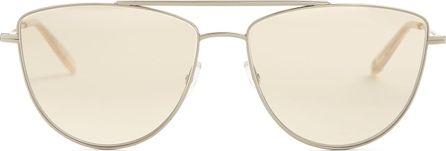 GARRETT LEIGHT Zephyr 57 aviator sunglasses