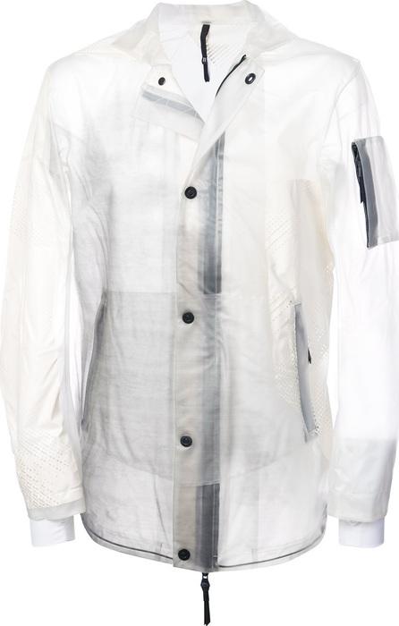 11 By Boris Bidjan Saberi Zipped fitted jacket