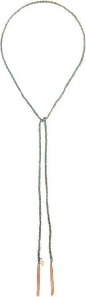 Carolina Bucci 18kt yellow gold Lucky Baby Boy necklace
