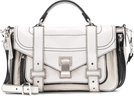 Proenza Schouler PS1 Tiny leather shoulder bag