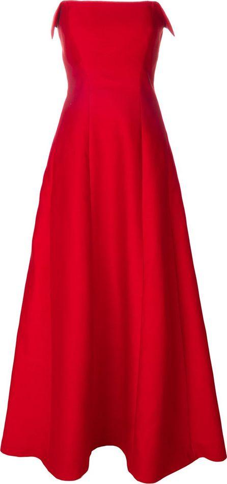 Alberta Ferretti Tulip maxi dress