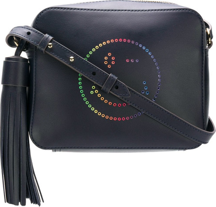 Anya Hindmarch Perforated wink crossbody bag