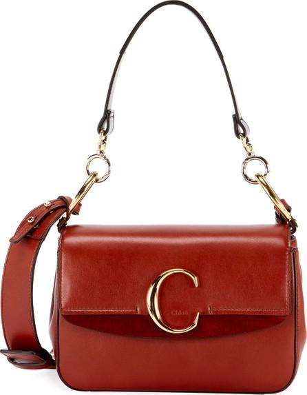 aaab770b Chloe C Mini Shiny Calf Shoulder Bag - Mkt