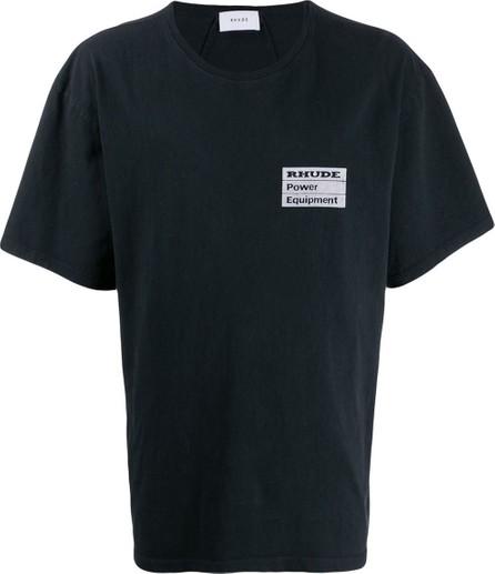 RHUDE Chest logo T-shirt