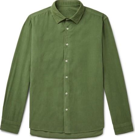 Altea Cotton-Corduroy Shirt