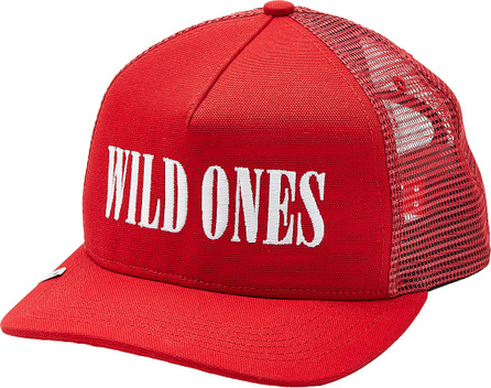 Amiri Wild Ones Trucker Hat