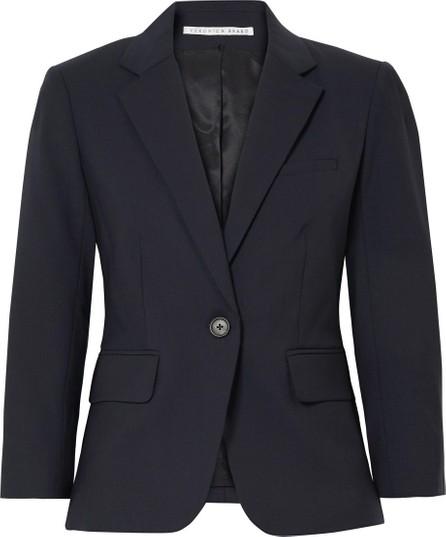 Veronica Beard Schoolboy Dickey grain de poudre wool-blend blazer