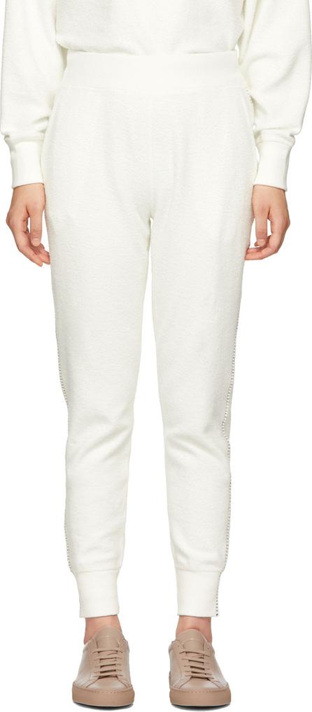 Rag & Bone White Inside Out Lounge Pants