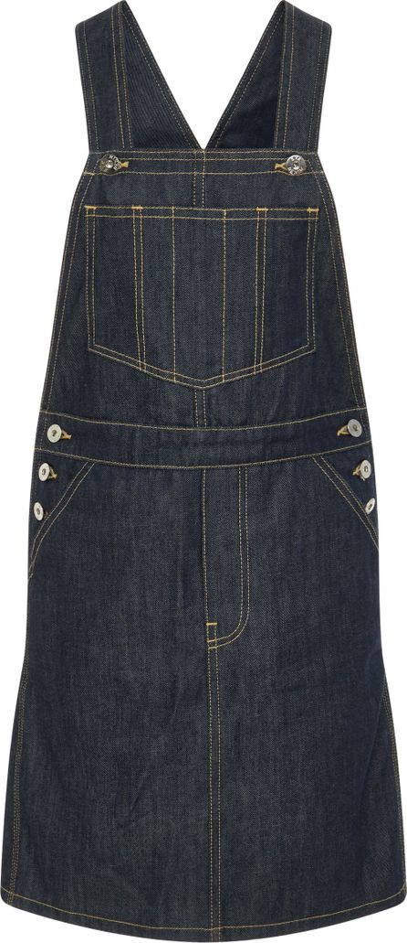 EVE DENIM Anais Denim Overall Dress