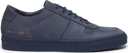 Common Projects 'Bball Low' nubuck leather sneakers