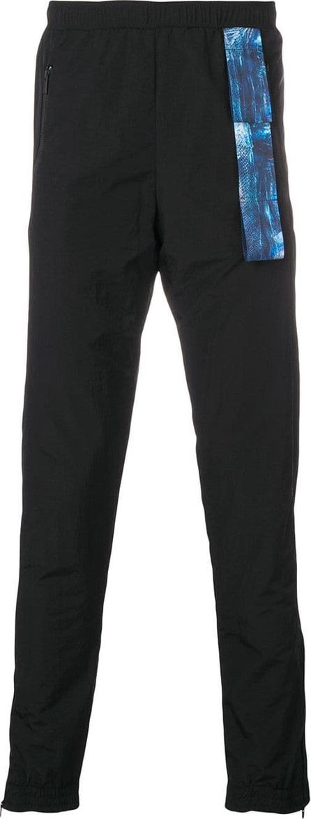 Cottweiler Strap detail track pants