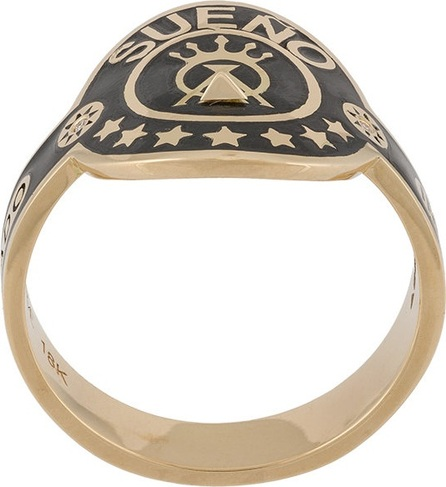 Foundrae Dream Cigar ring