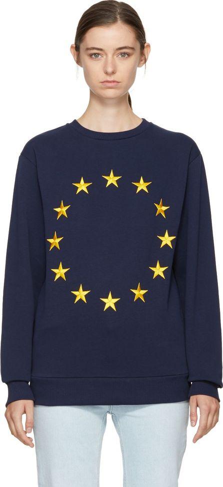 Etudes Navy Étoile Europa Sweatshirt
