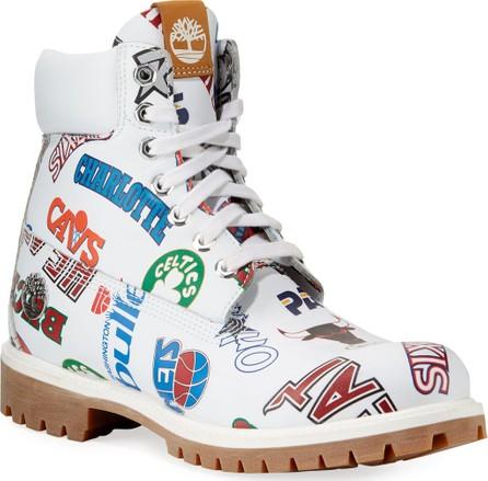 Timberland Men's All NBA Team Work Boots