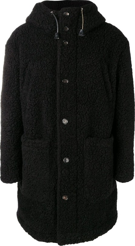 DSQUARED2 Wool hooded coat