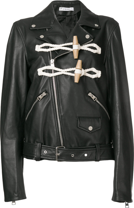 J.W.Anderson Toggle-detail biker jacket