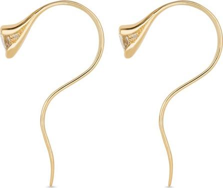 Fernando Jorge Sprout' diamond 18k gold large earrings