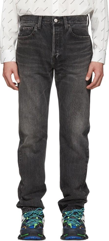 Balenciaga Black Standard Fit Jeans