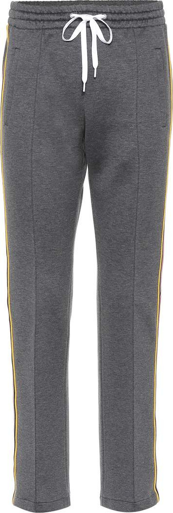 Miu Miu Cotton-blend pants
