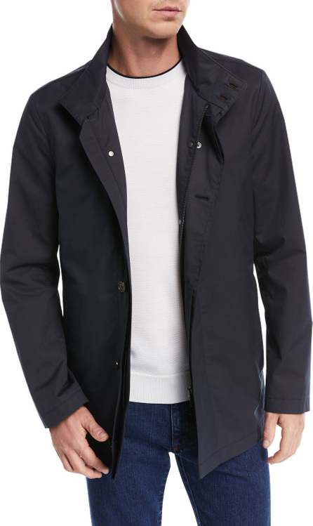 Ermenegildo Zegna Ten-Pocket Car Coat