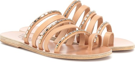 Ancient Greek Sandals Niki Chains leather sandals