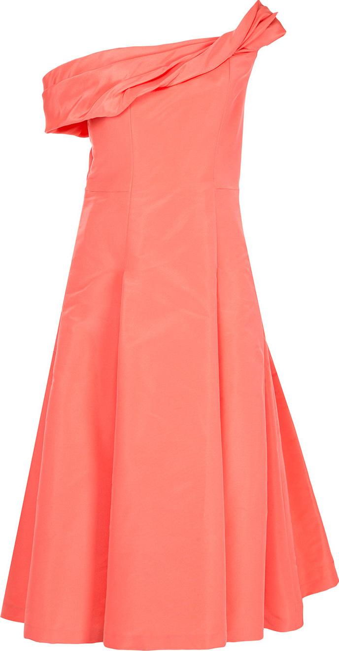 Carolina Herrera - Asymmetric cocktail dress