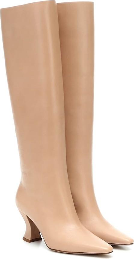 Bottega Veneta Leather knee-high boots