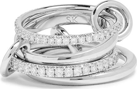 Spinelli Kilcollin Polaris diamond & white-gold ring