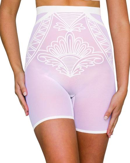 Nancy Ganz Enchante High-Waist Shaping Shorts