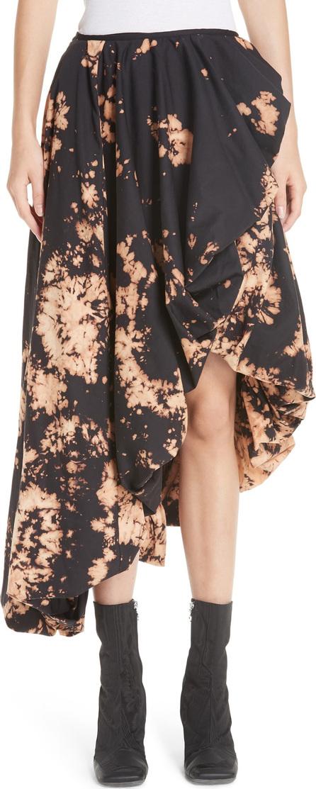 Marques'Almeida Marques'Almeida Bleached Puff Wrap Skirt